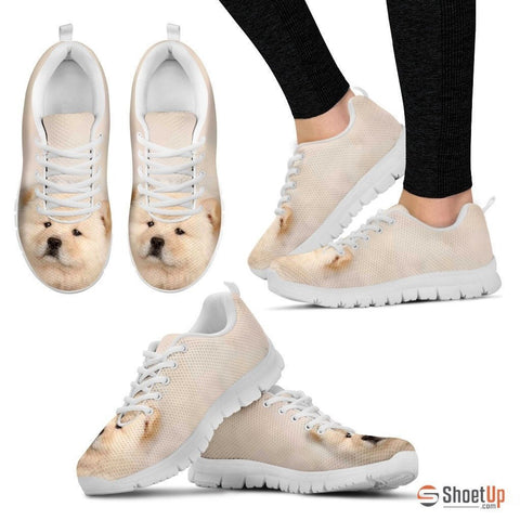 Chow Chow Dog Running Shoes For Women-Free Shipping
