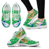 Common HatchetFish (River Hatchetfish) Print Christmas Running Shoes For Women- Free Shipping