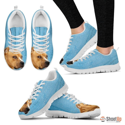Pit Bull-Dog Running Shoes For Women-Free Shipping
