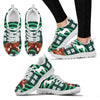 American Paint Horse Print Christmas Running Shoes For Women-Free Shipping