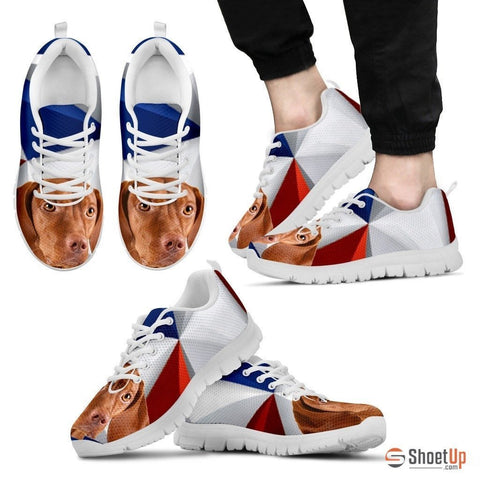 Vizsla Dog Running Shoes For Men-Free Shipping