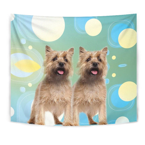 Cairn Terrier Print Tapestry-Free Shipping