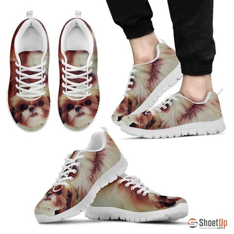Shih Tzu-Dog Running Shoes For Men-Free Shipping Limited Edition