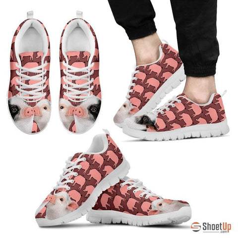 Piggies Running Shoes For Men-Free Shipping Limited Edition