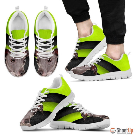 Italian Greyhound Dog-Running Shoes For Men-Free Shipping