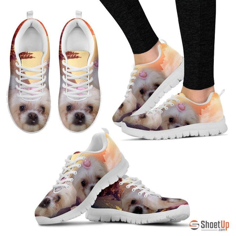 Wisdom Walker Cute Puppy Women's Running Shoe- Free Shipping