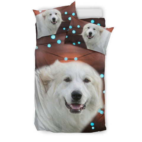 Great Pyrenees Dog Print Bedding Sets-Free Shipping