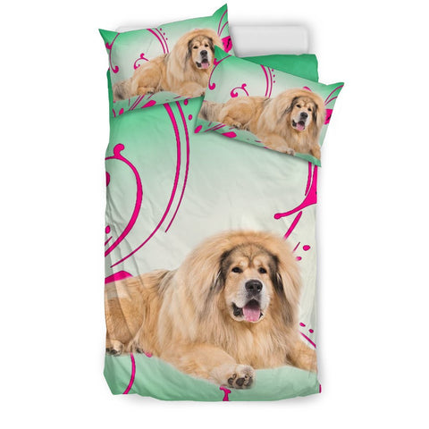 Tibetan Mastiff Dog Print Bedding Sets-Free Shipping