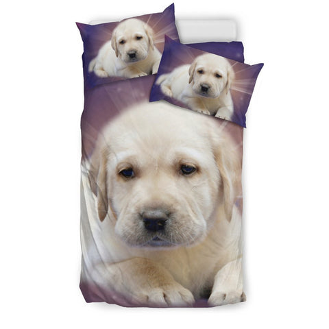 Labrador Retriever Puppy Print Bedding Sets-Free Shipping