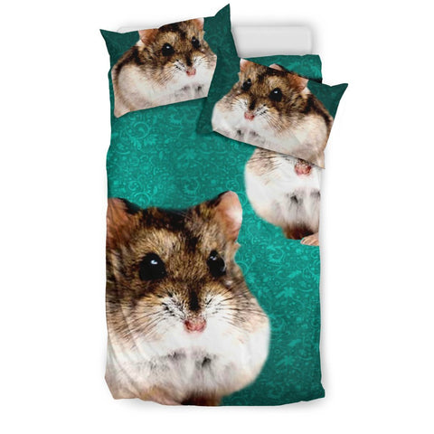 Campbell's Dwarf Hamster Print Bedding Set-Free Shipping
