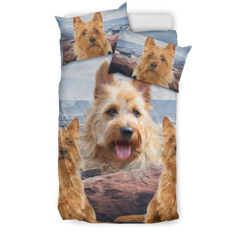 Australian Terrier Dog Print Bedding Sets- Free Shipping