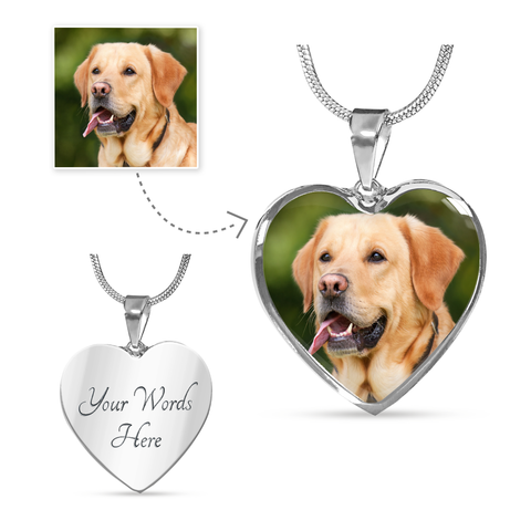 Custom Personalized Pet Jewelry For Women