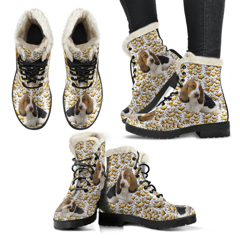 Beagle Fur Boot - Women's