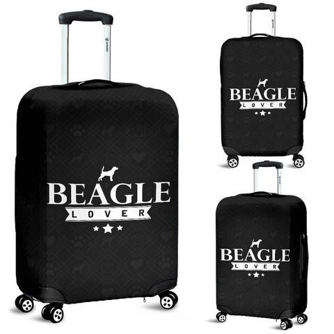 Beagle Lover Luggage Cover