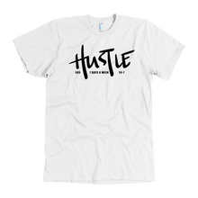 Non-Stop Hustle White T-Shirt