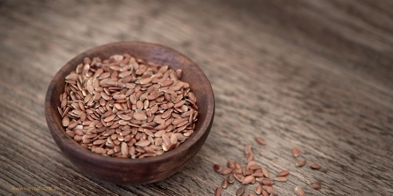 Don't Ignore Flax Seed Benefits
