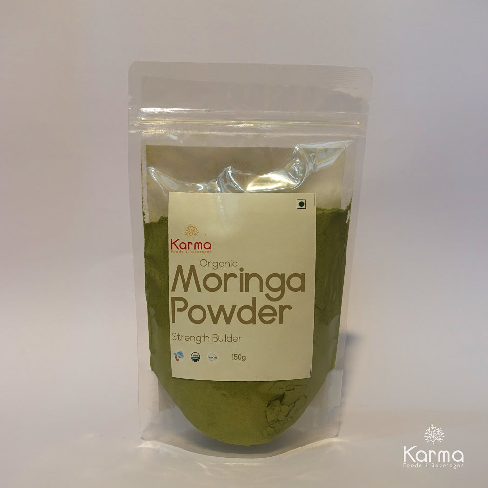 Moringa Powder ( Strength Builder) - Karma Foods