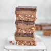 Raw Vegan Caramel Slice