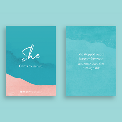 Limited Edition 'She' Cards