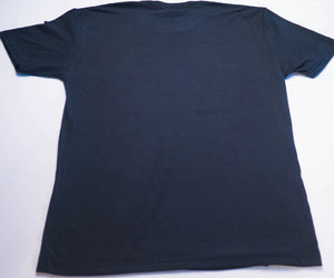 Repetitive Sueded Tee