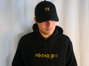 Triple Key Embroidered Dad Hat
