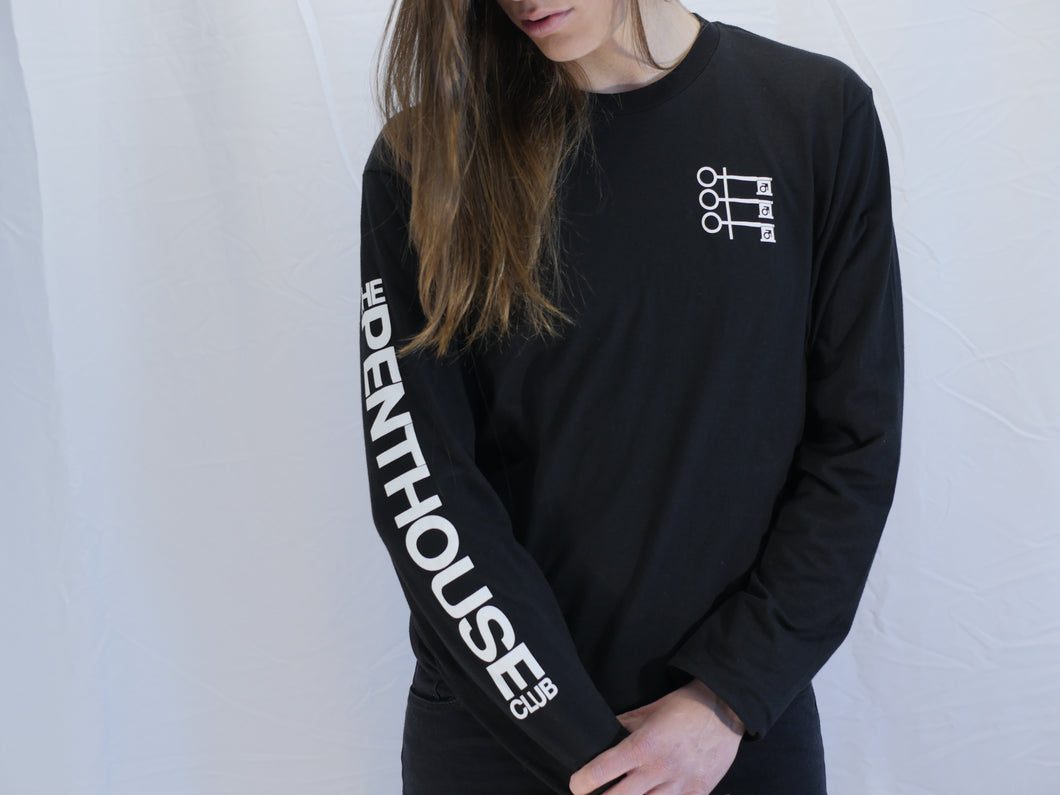 Bold Faced Penthouse Long Sleeve Shirt
