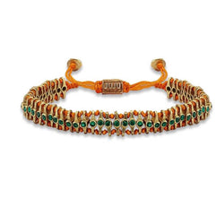 Bracelet Jenny orange - juju
