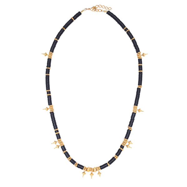 Collier Toupies Black Lala