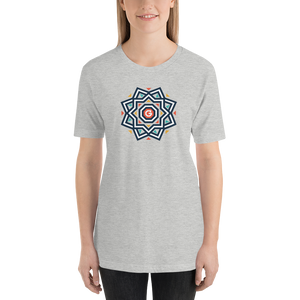 Fountain Color Unisex T-Shirt