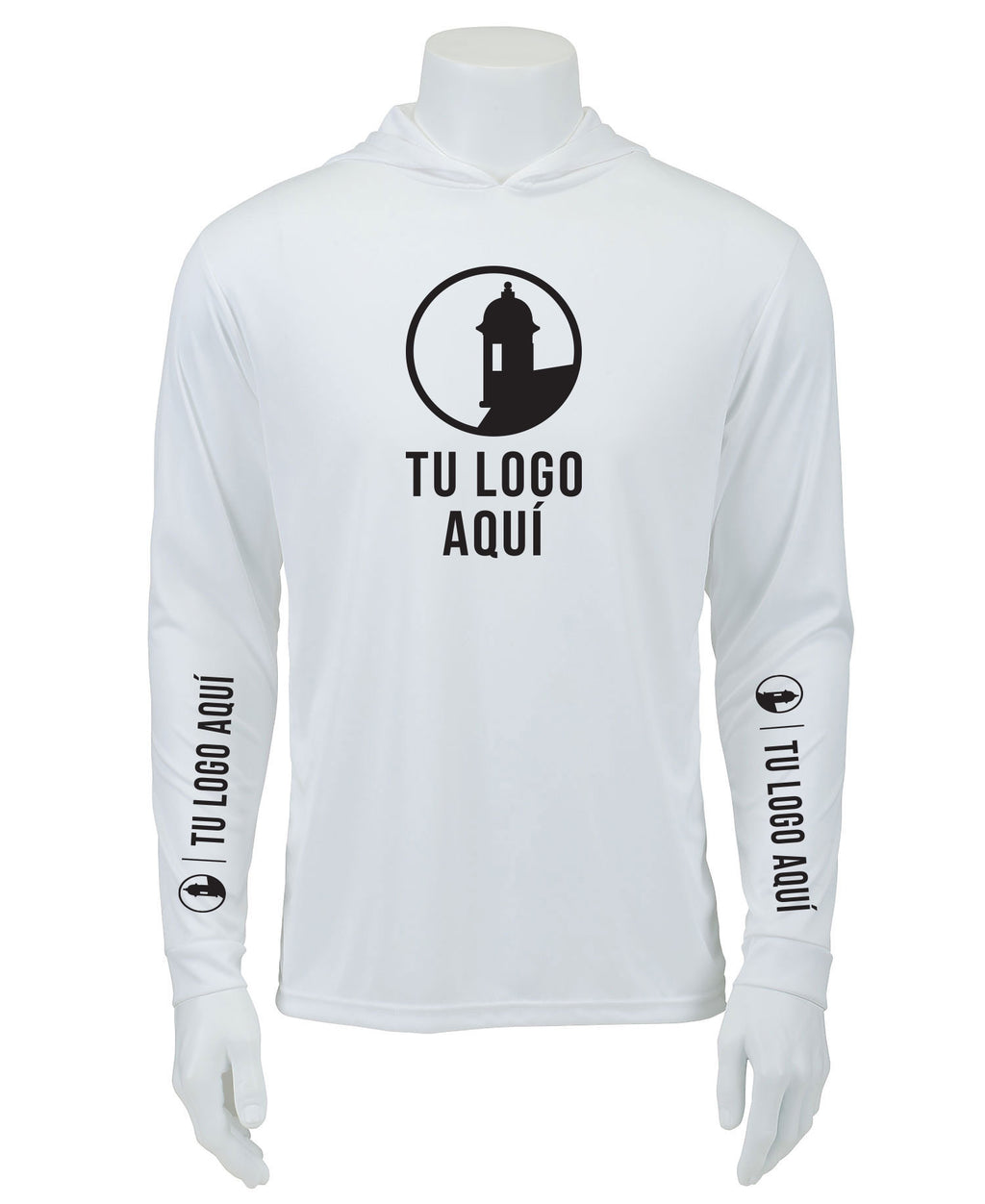 Unisex Long Sleeve DRI-FIT Hood PREMIUM