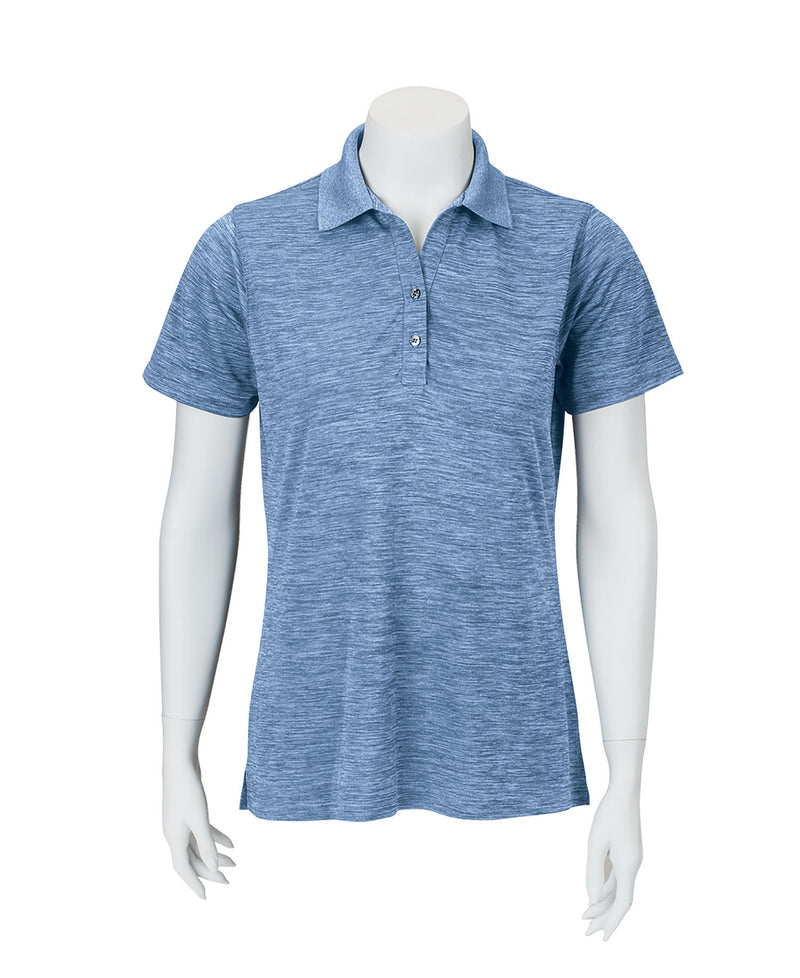 Women's Performance Striated Polo