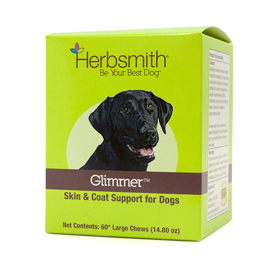 Herbsmith Glimmer - Natural Source of Omega 3 for Dogs