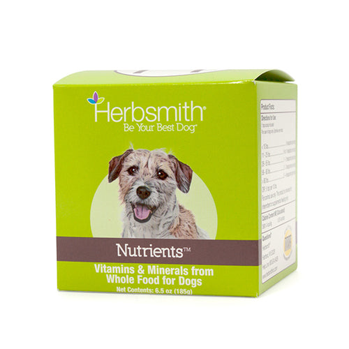 Herbsmith Nutrients - Vitamins & Minerals From Whole Foods for Dogs