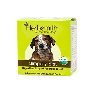 Herbsmith Slippery Elm - Digestive Support for Dogs and Cats