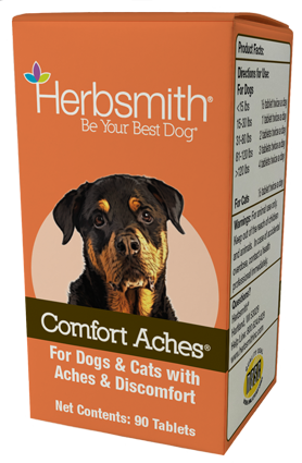 Herbsmith Comfort Aches - for Dogs & Cats