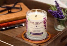 Pet House Candle - Lavender Green Tea
