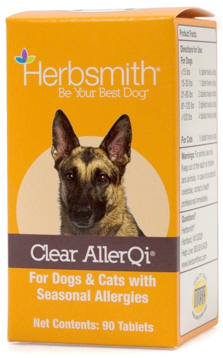 Herbsmith - Seasonal allergies supplement
