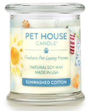 Pet House Candle - Sunwashed Cotton