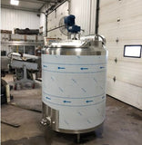 300 Gallons Batch Pasteurizer