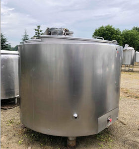 400 Gallon Processor Pasteurizer