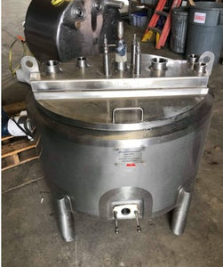 50 Gallons Batch Pasteurizer-2