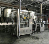 Pressure Glass Bottle Beer Filling Machine 661 ( for softdrinks and beer)