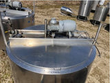 800 Gallons Batch Pasteurizer