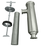 Sanitary Tri-clamp Side Entry Strainer