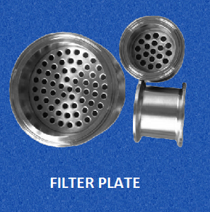 Tri-Clamp® Filter Plates
