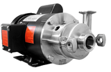 C-100 sanitary tri-clamp centrifugal pump