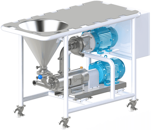 QVM Series High Viscosity Mixer