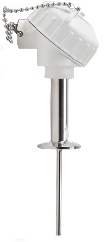 Tri-Clamp® Sanitary RTD Clean in Place (CIP)