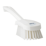 Short-Handled Hand Brush, Soft Bristles