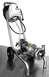 2 HP Brewery Pump Cart